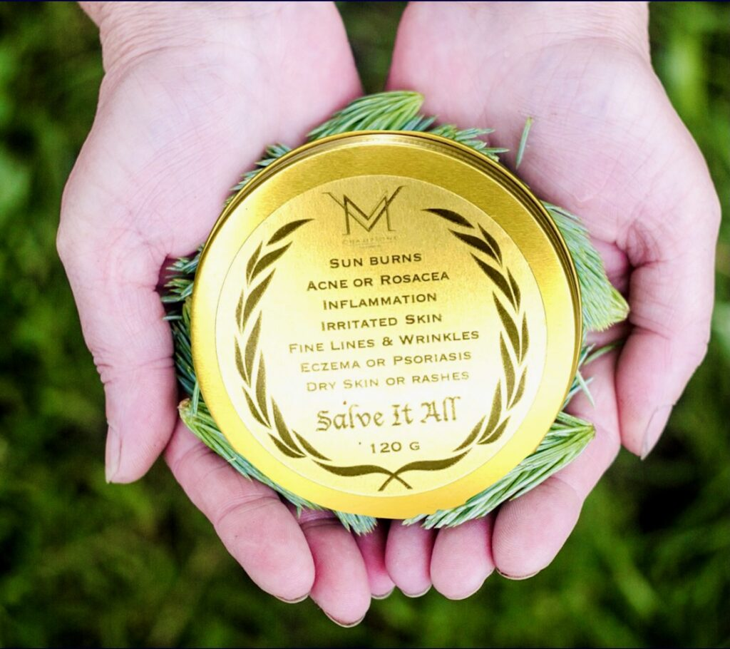 Salve-it-all ultimate solution for ageless skin