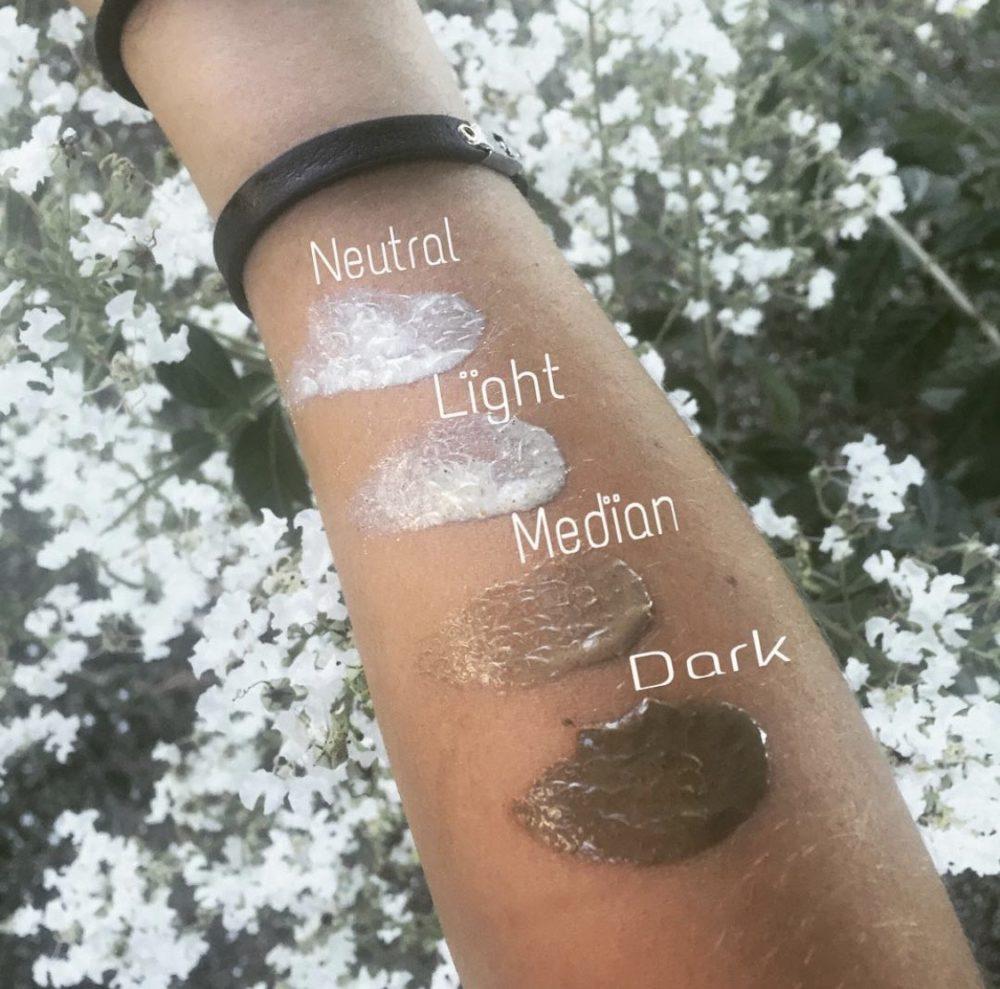 Multifunctional Skin Saver Tones