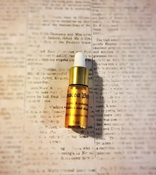 Travel Panacea Potion