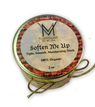 softening mask